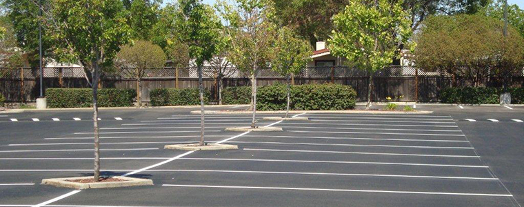 parking lot pageheader